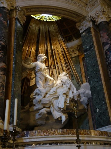 Bernini: Ecstasy of Santa Teresa