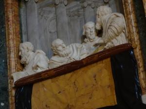 Santa Teresa onlookers