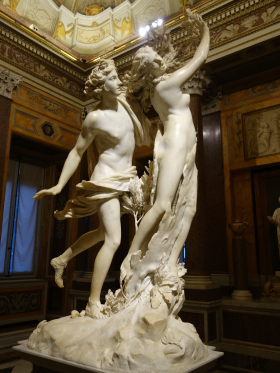Bernini: Apollo and Daphne (1622-25)