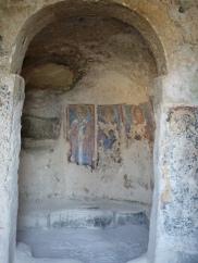 Matera - Rupestrian church