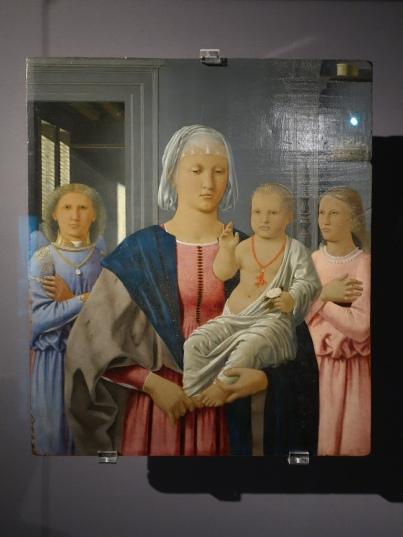Piero della Francesca: Senigallia Madonna