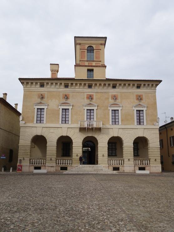 Sabbioneta, Palazzo Ducale