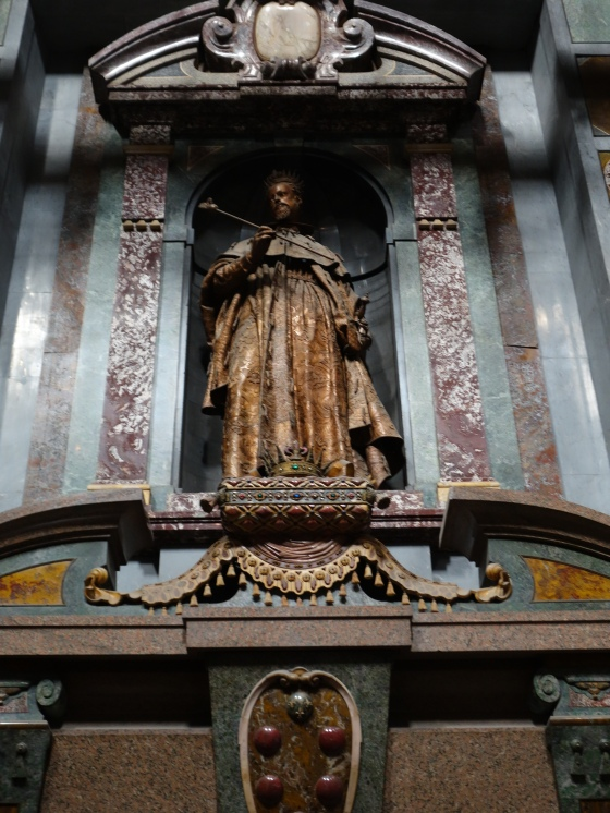 Medici Chapel - Capella dei Principi; monumental tomb
