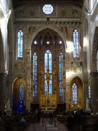 Santa Croce: Main altar
