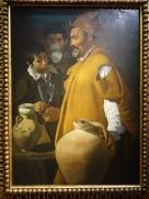 Galleria degli Uffizi: El aguador de Sevilla - Velasquez, 1619-22.