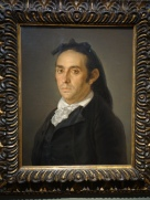 Galleria degli Uffizi: Portrait of a Torero - Goya 1797