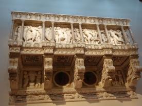 Duomo Museum: Cantoria of Donatello (1433-38)