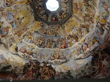 Duomo: Vasari - Last Judgement