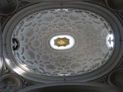 Santa Carlo delle Quatro Fontane - Borromini