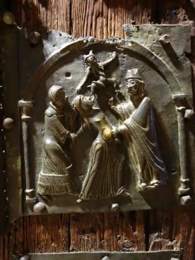 St. Zeno doors