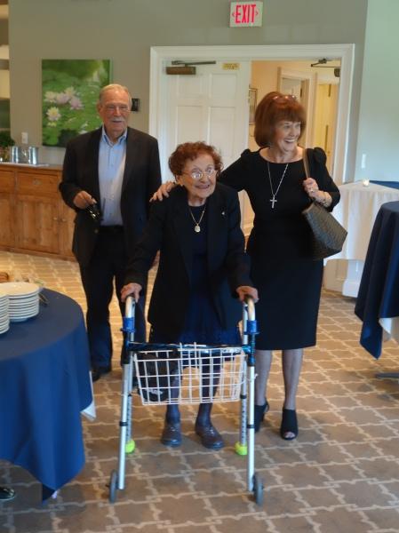Elsie, Guy and Joan