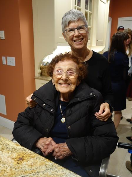 Linda and Elsie