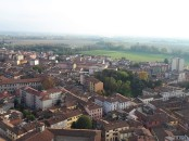 View from Cremona belltower