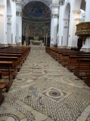 Cattedrale original floor