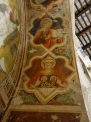 Capella Santa Anna (closed off and abandoned after Baroque remodel)