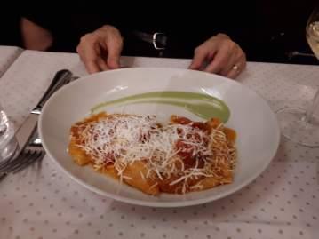 Lunch at La Buca di Ripetta
